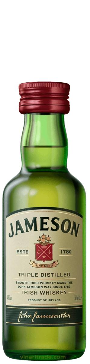 Уиски Джеймисън 0.05 л Миниатюра