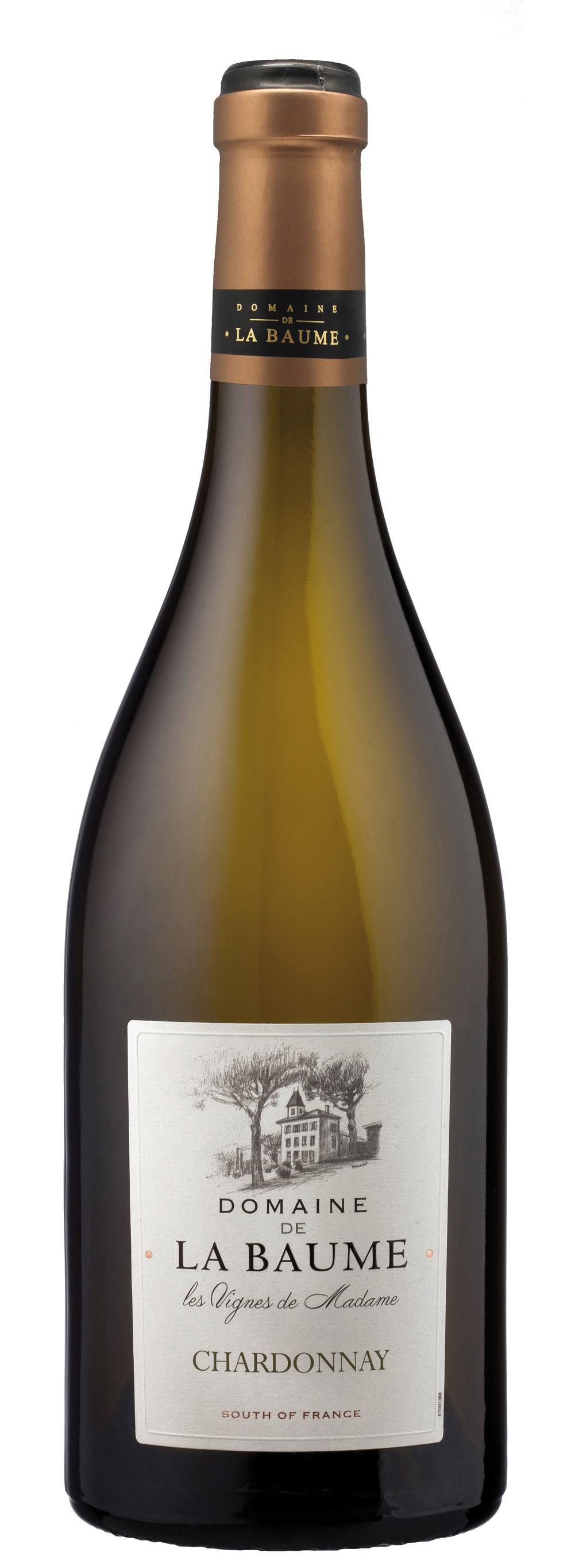 Бяло Вино Ла Бомб Шардоне 0.75 л