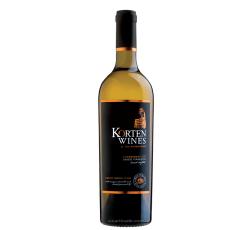 Бяло Вино Кортен Шардоне Барел Ферментед 0.75 л