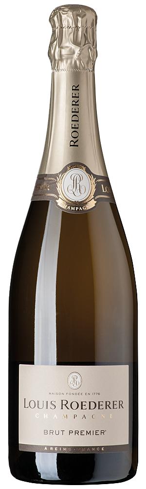 Шампанско Брут Премиер Шампан 0.75 л