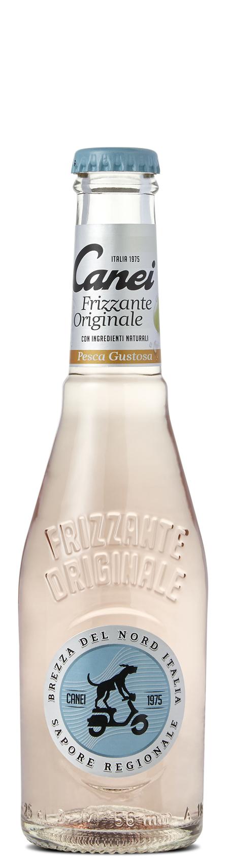 Вино Каней Розе Песка Густоза 0.250 л