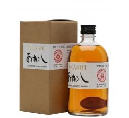 Японско Уиски Акаши 0.5 л с Кутия