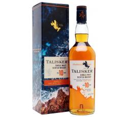 Уиски Талискер 10 годишен 0.7 л