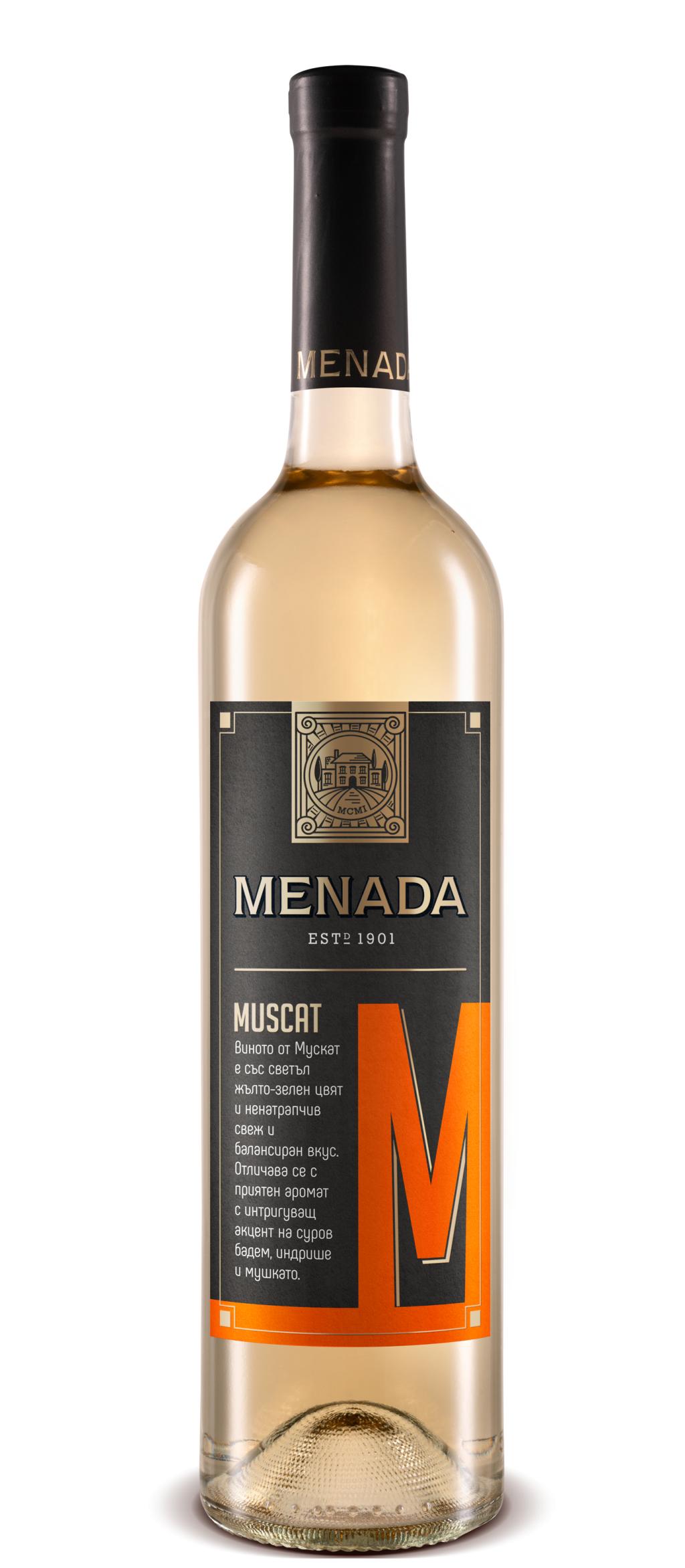 Менада Мускат 0.75 л