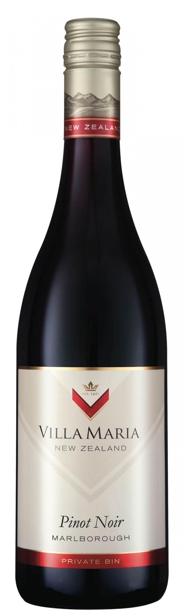Червено Вино Вила Мария Пино Ноар 0.75 л