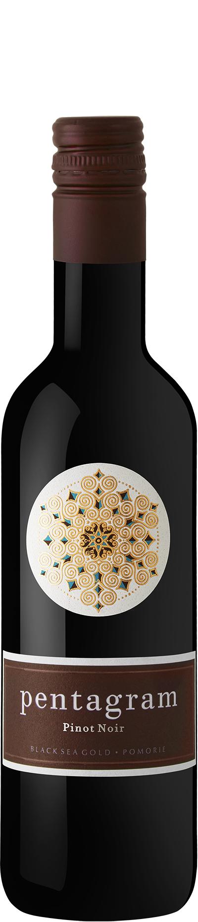 Червено Вино Пентаграм Пино Ноар Поморие 0.375 л