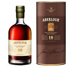Уиски Аберлор 18 годишен 0.5 л
