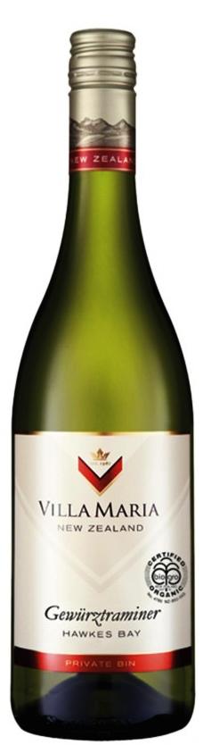 Бяло Вино Вила Мария Гевюрцтраминер 0.75 л