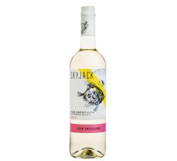 Бяло Вино Скайджак Марлборо Совиньон Блан 0.75 л