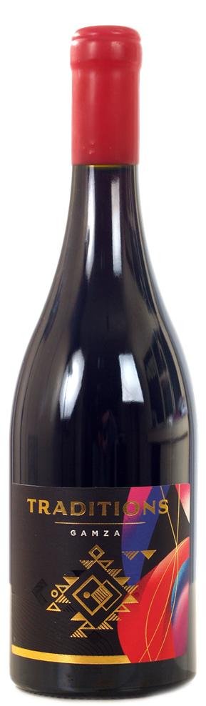 Червено Вино Гъмза Традишънс Барел 0.75 л, изба Видинска Гъмза