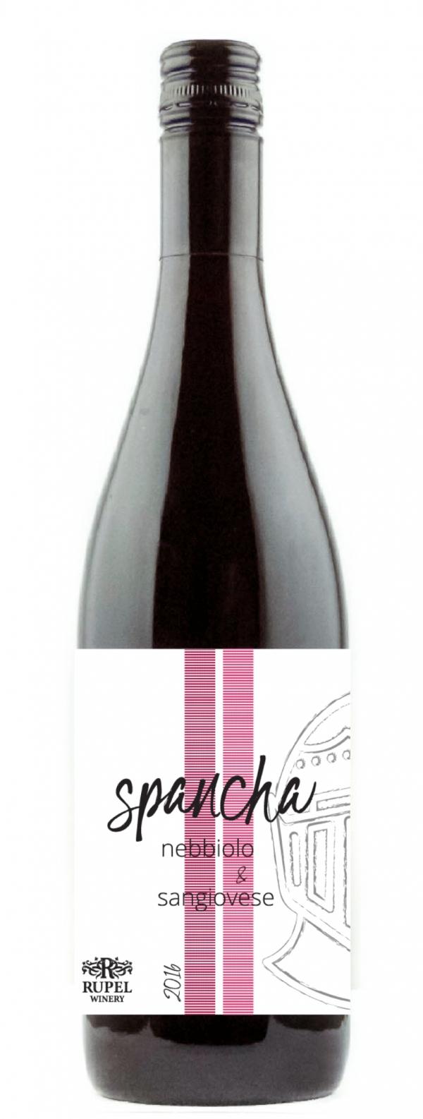 Червено Вино Рупел Спанча Небиоло х Санджовезе 0.75 л