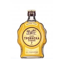Стара Троянска Сливова Ракия 7 годишна 0.5 л