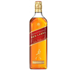 Уиски Джони Уокър Червен Етикет 1 л