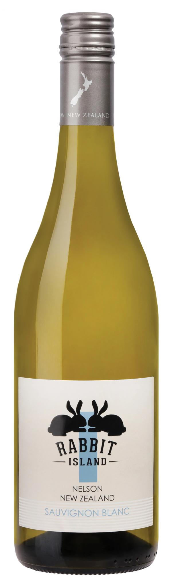 Бяло Вино Рабит Айлънд Совиньон Блан 0.75 л