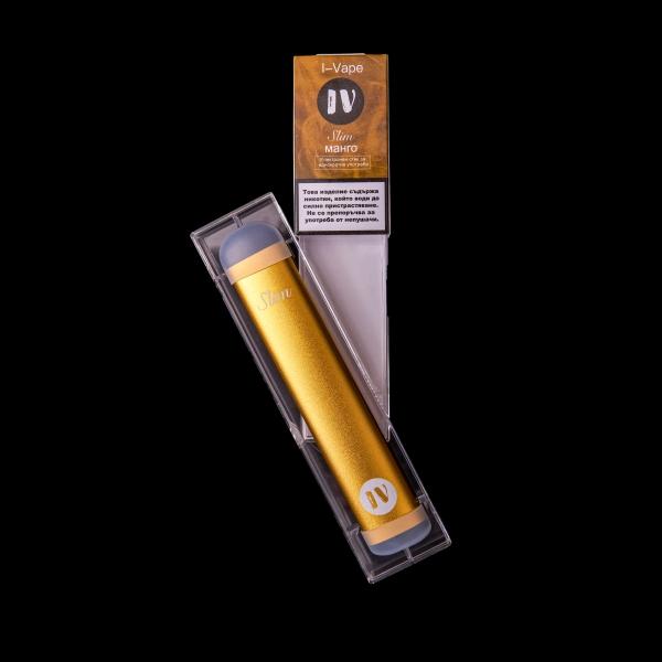 Електронно Наргиле I-VAPE SLIM с аромат на Mанго