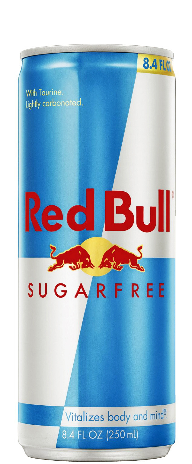 Ред Бул Без Захар 0.250 л Кен