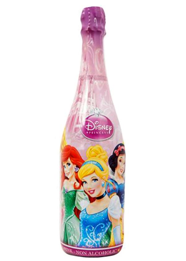 Дисни Детско Шампанско Ябълка 0.75 л Принцеси