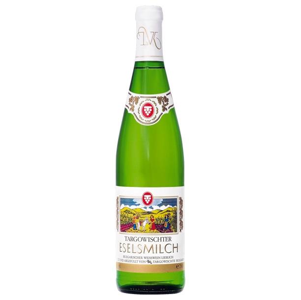 Бяло Вино Магарешко Мляко Търговище 0.75 л
