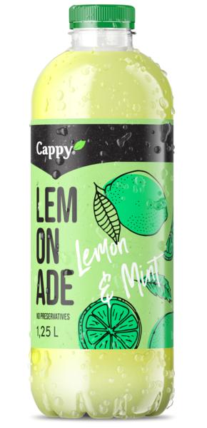 Капи Лимонада Лимон и Мента 1.25 л