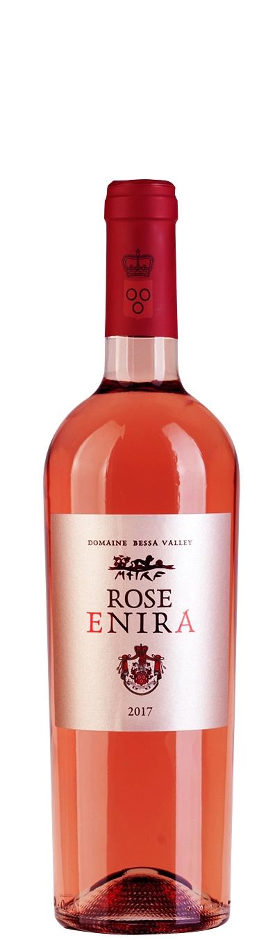 Вино Розе Енира 0.375 л