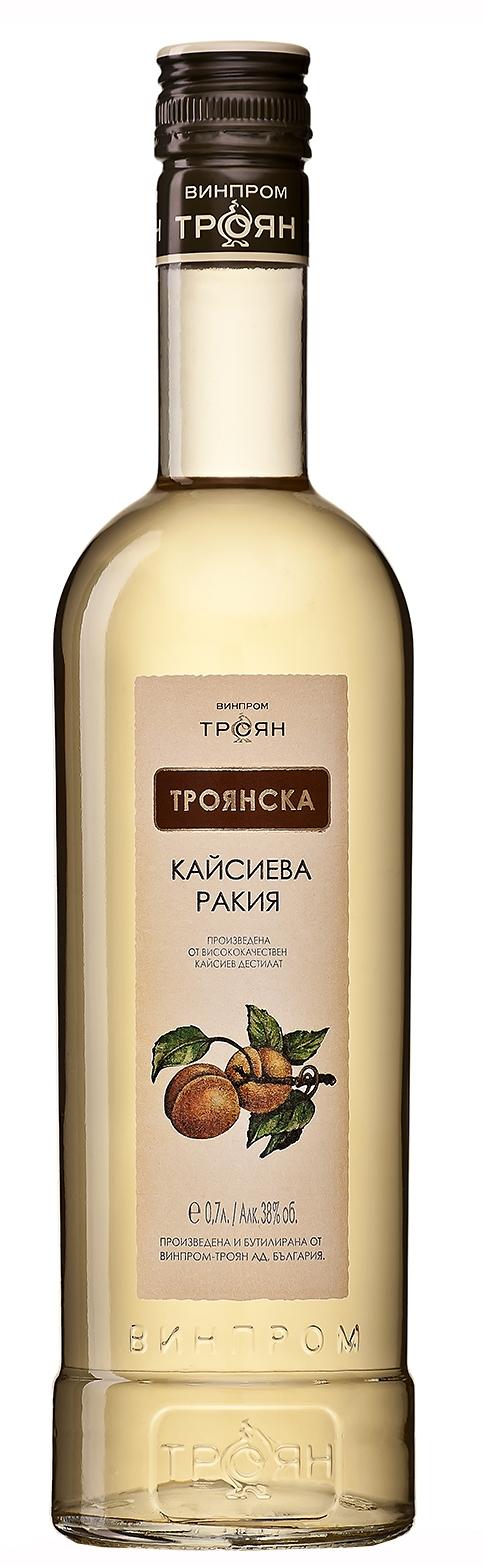 Троянска Каѝсиева Ракия 0.7 л
