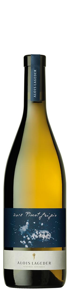 Бяло Вино Лагедер Пино Гриджо Алоис Лагедер Алто Адидже 0.375 л