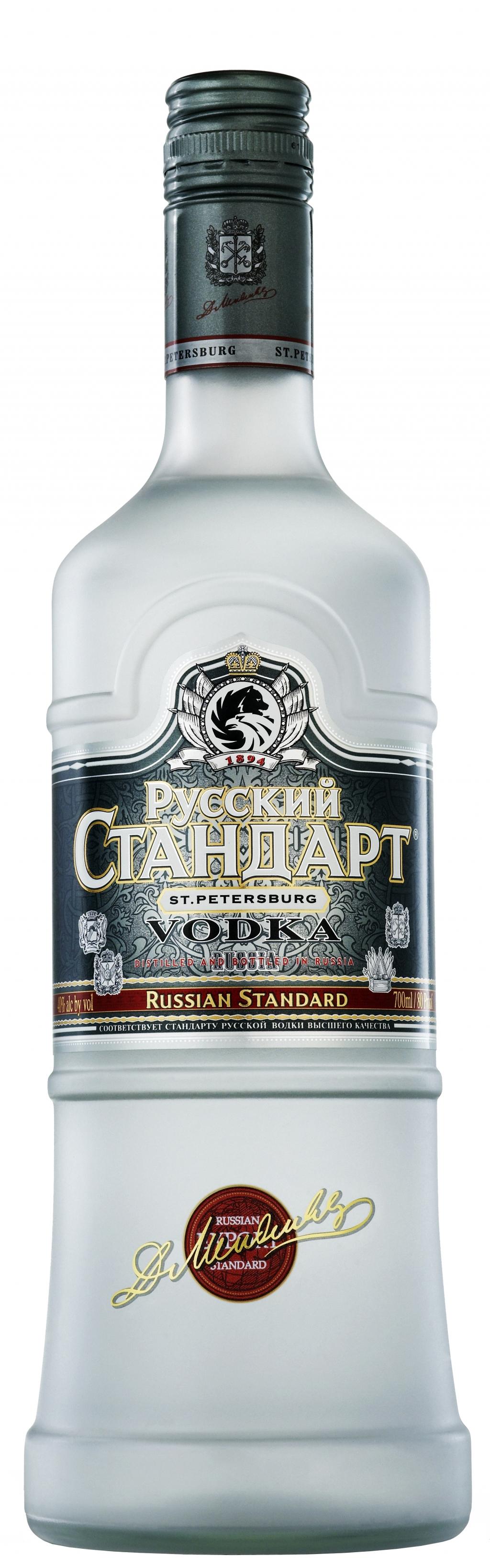 Водка Руски Стандарт 0.7 л