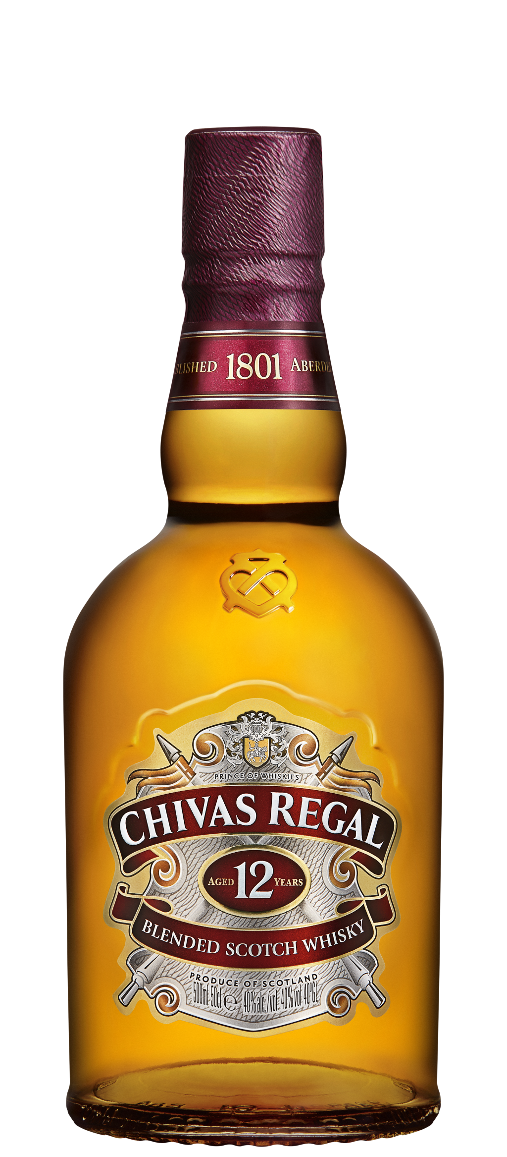 Уиски Чивас Регал 12 годишен 0.5 л