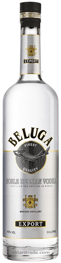 Водка Белуга 3 л