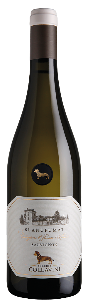 Бяло Вино Совиньон Блан Бланкфумат Колио DOC, Колавини, Фриули 0.75 л