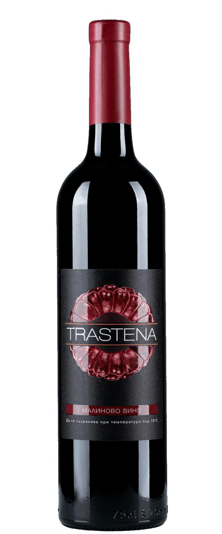 Малиново Вино Трастена 0.75 л