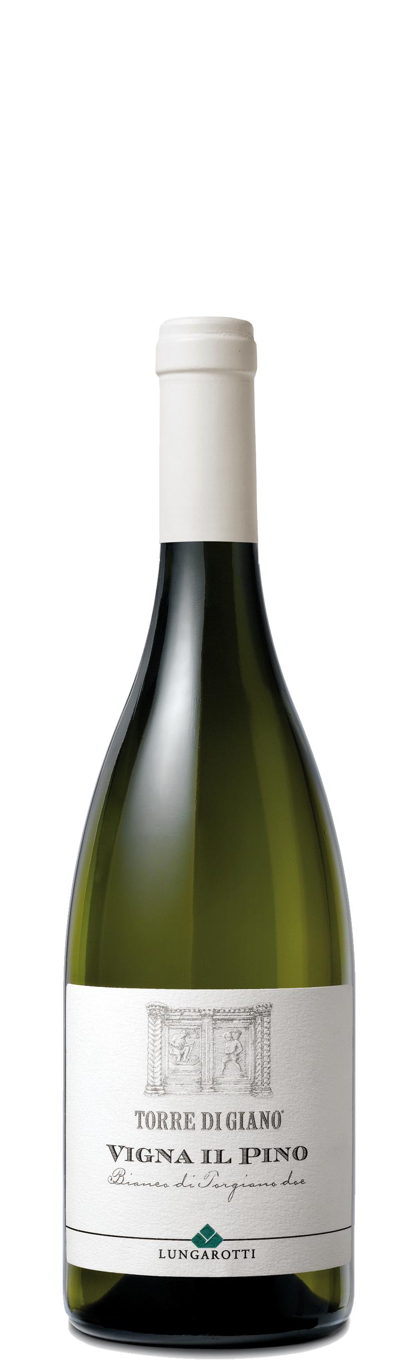Бяло Вино Торе Ди Джиани Лунгароти 0.375 л