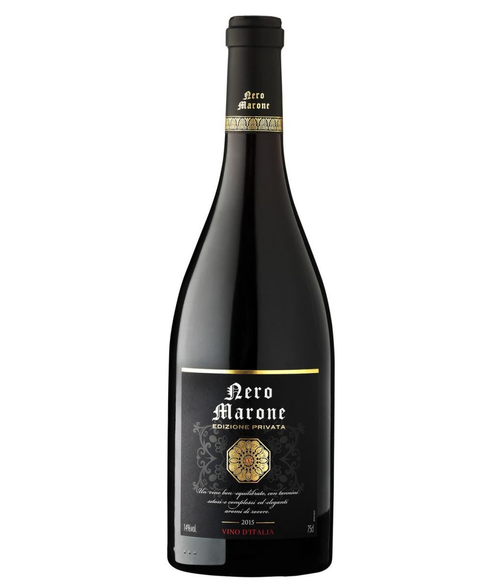 Червено Вино Неро Мароне 0.75 л