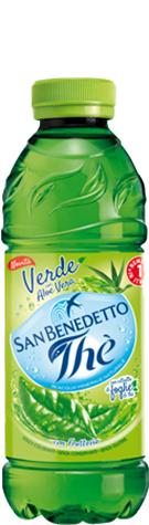 Студен Чай Сан Бенедето Зелен Чай 0.5 л