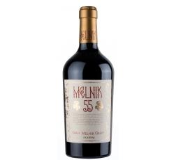 Червено Вино Логодаж Мелник 55, 0.75 л