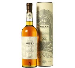 Уиски Обан 14 годишен 0.7 л