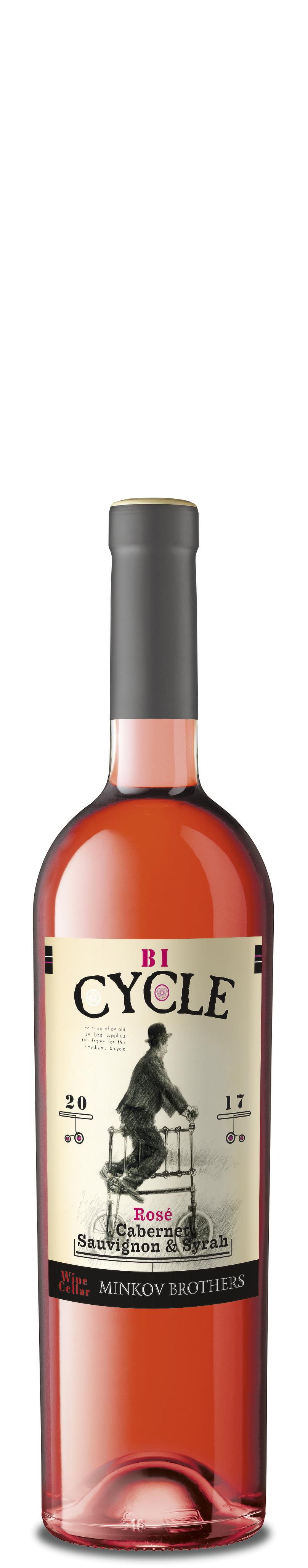 Сайкъл Розе 0.375 л
