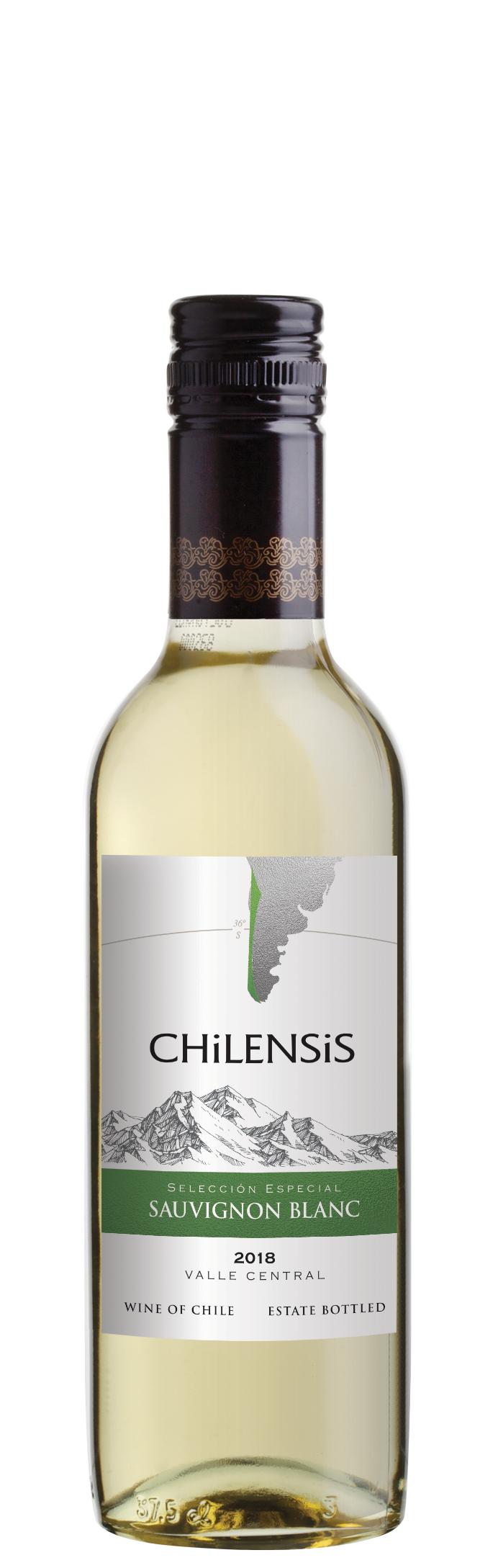 Бяло Вино Чиленсис Совиньон Блан 0.375 л