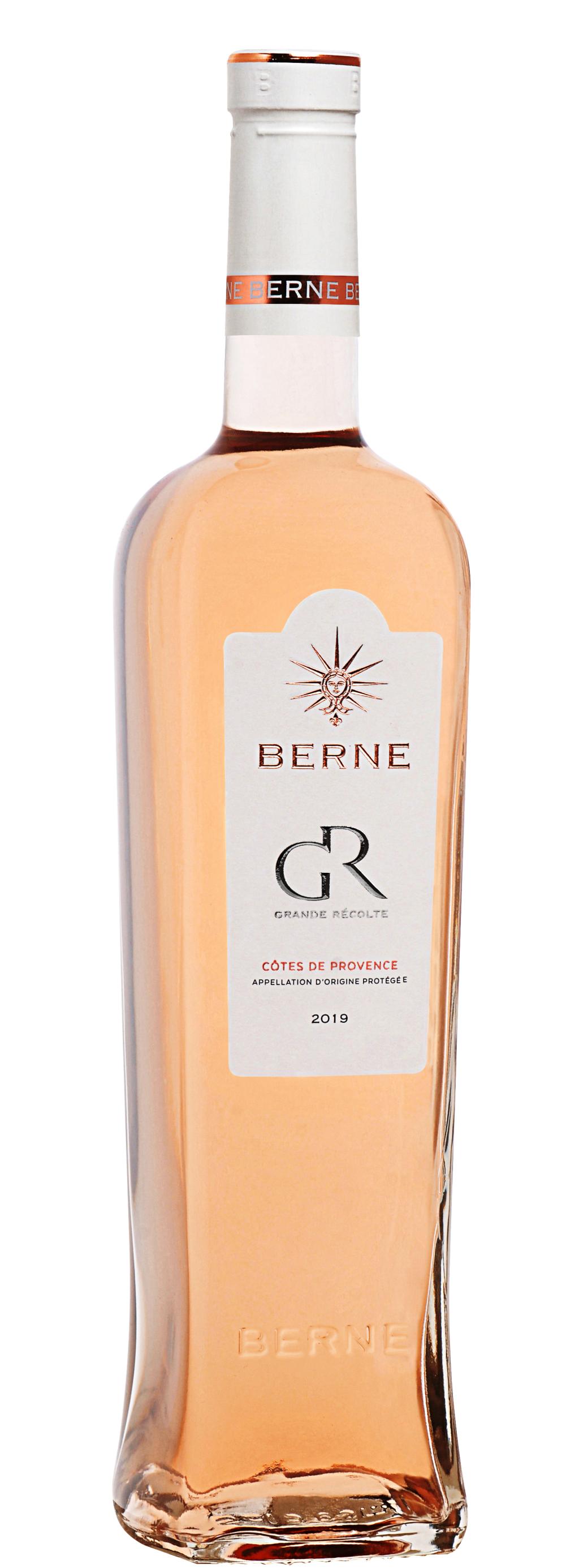Вино Розе Гранд Реколта Шато Дьо Берн 0.75 л