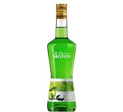 Ликьор Монин Зелена Ябълка 0.7 л