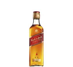 Уиски Джони Уокър Червен Етикет 0.350 л