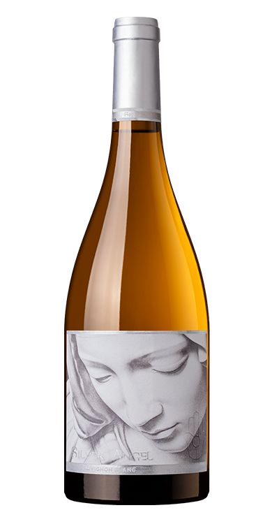 Бяло Вино Совиньон Блан Силвър Ейнджъл Мидалидаре 0.75 л