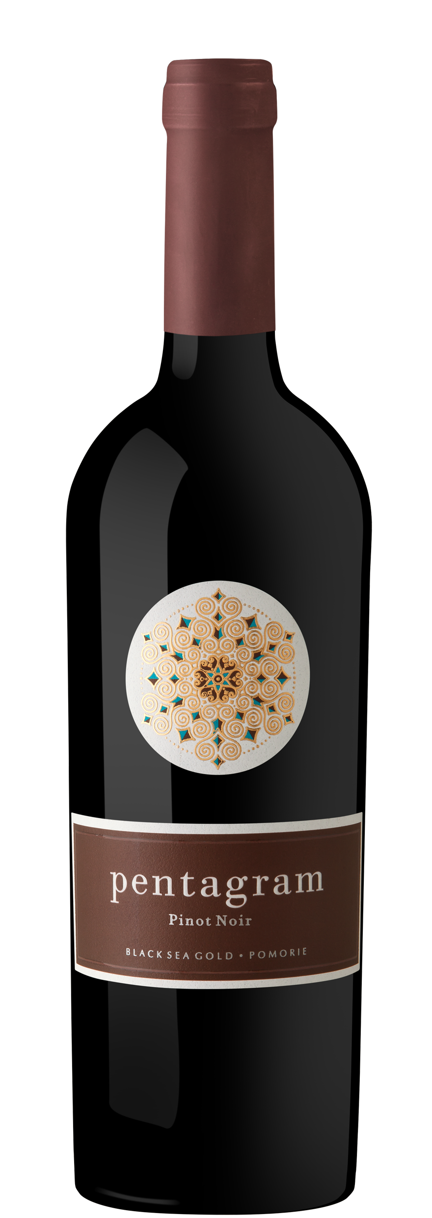 Червено Вино Пентаграм Пино Ноар Поморие 0.75 л