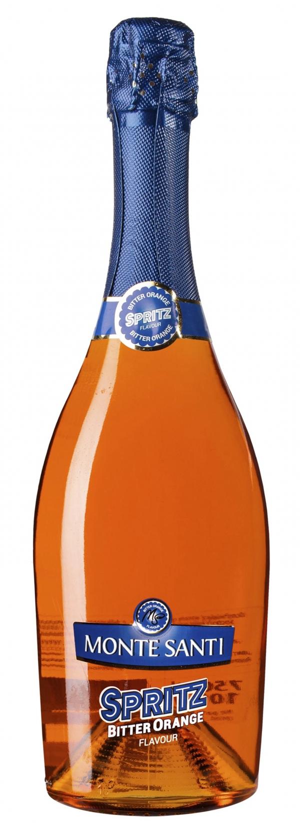 Пенливо Вино Монте Санти Шприц 0.7 л
