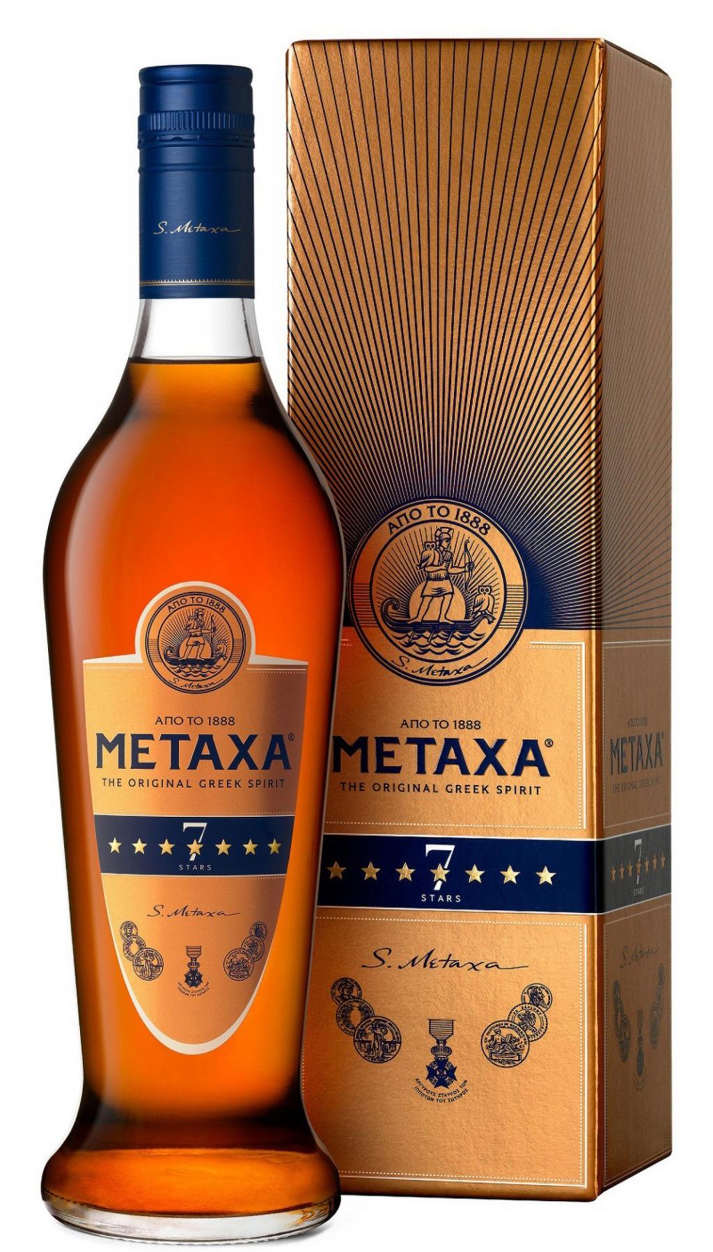 Метакса 7 Звезди 0.7 л