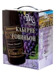 Червено Вино Каберне Совиньон Търговище 3 л