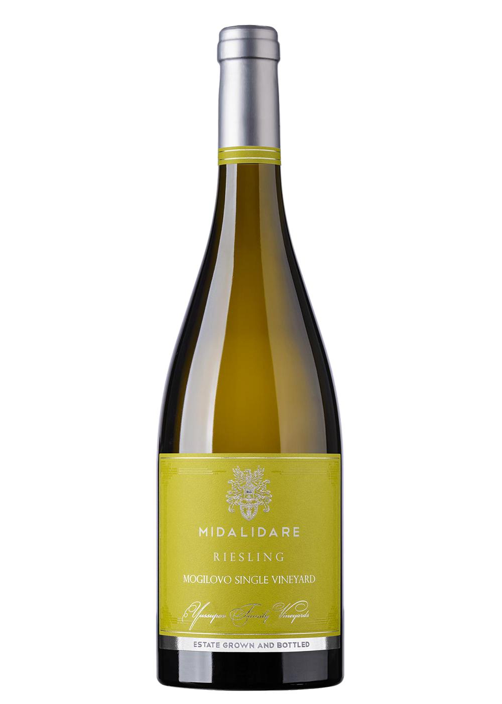 Бяло Вино Мидалидаре Ризлинг 0.75 л