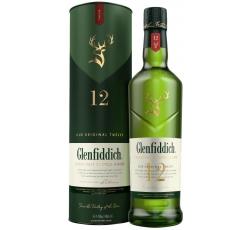 Уиски Гленфидих 12 годишен 1 л