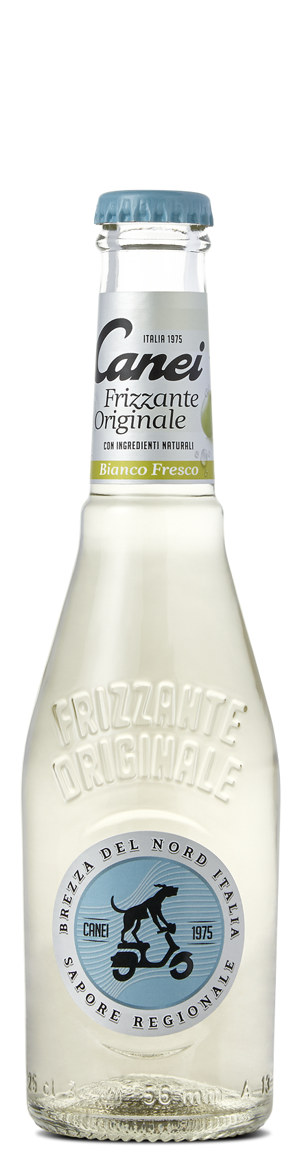 Бяло Вино Каней Фризанте Бианко Фреско 0.250 л