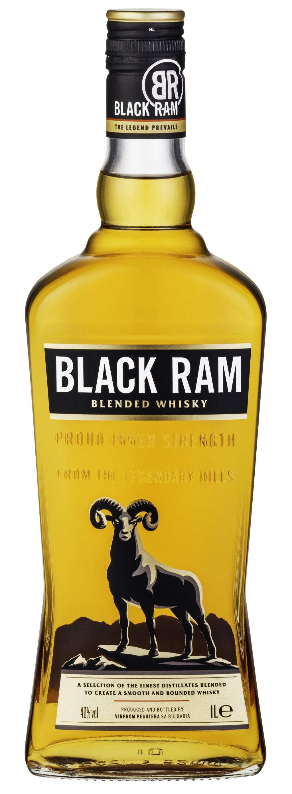 Уиски Блек Рам 1 л
